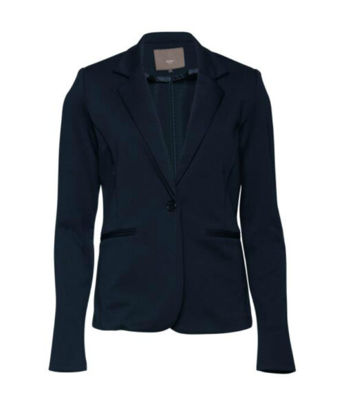 ICHI KATE Blazer Total Eclipse