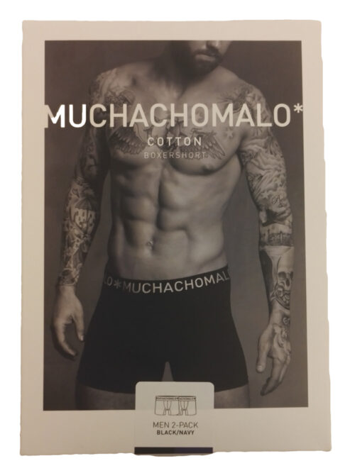 Muchachomalo Tights 2-pack 1132COTTON10