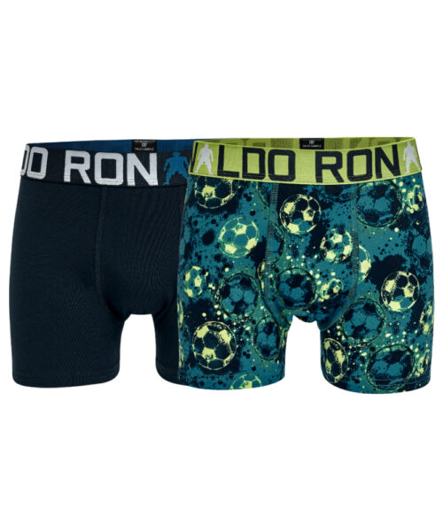 CR7 Boys Trunk 2-pack 8400-51-519