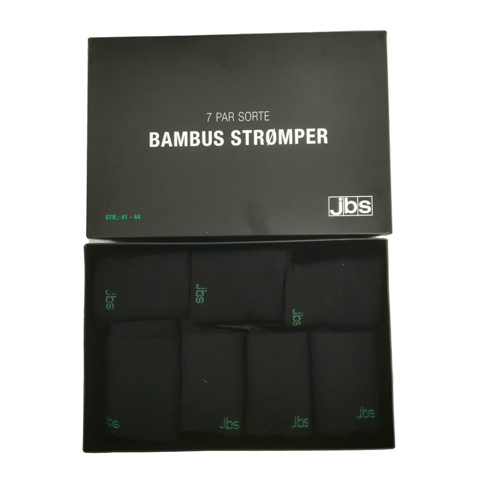 JBS Bambus strømper 7-pack