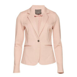 ICHI KATE Blazer Rose Smoke Melange