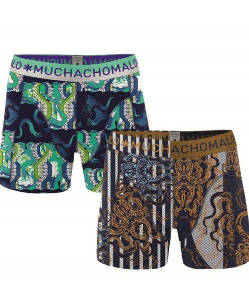 Muchachomalo 2-Pack Tights 1010KRAKN04