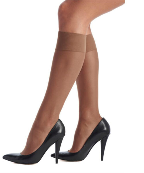 Oroblu Sheer Knee-highs 20 DEN Suntouch
