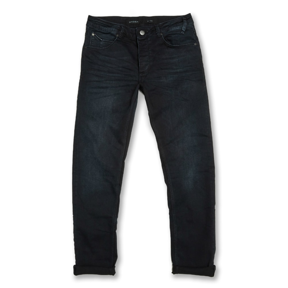GABBA Rey K1720 Blue Black Jeans