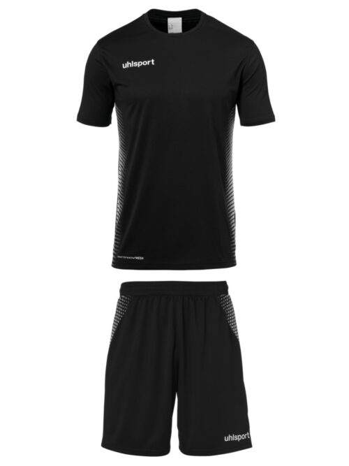 Uhlsport Score Kit SS Black/White