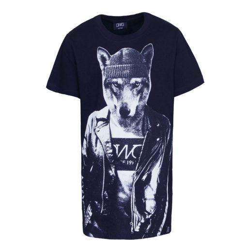 D-XEL ELVIN 030 T-shirt Navy