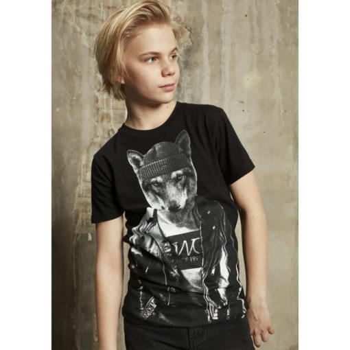 D-XEL ELVIN 030 T-shirt Sort