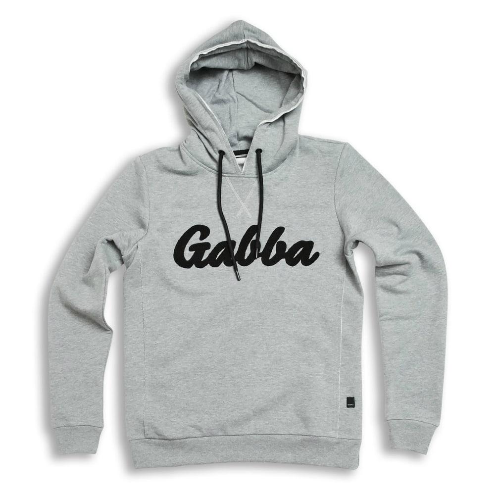 Gabba Alton Logo Hoodie Grey
