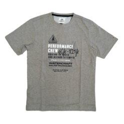 Bison T-shirt 80-40271 Sand Melange