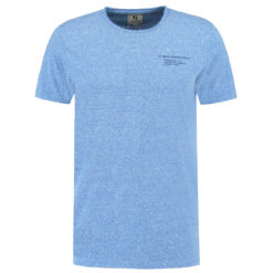 Garcia T-shirt GS910104 Blue Sea