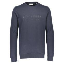 Lindbergh Sweatshirt 30-70084 Dark Blue