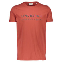 Lindbergh T-shirt 30-40069 RED