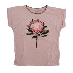 Soyaconcept T-shirt SC-PANIK 31 Lyserød