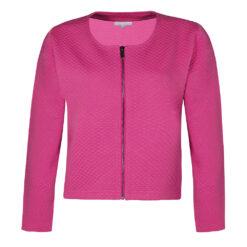 ZE-ZE Nordic Cardigan JEWEL 313 Pink