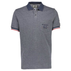 Bison Polo 80-43205 Navy