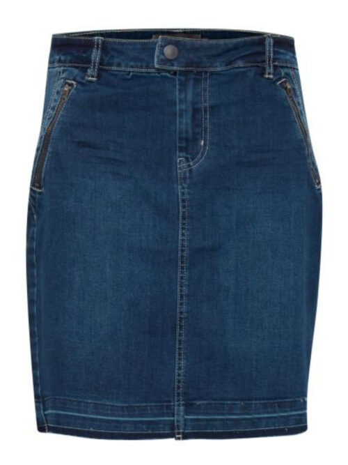 Fransa Denim Nederdel Costitch 2