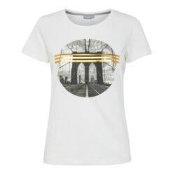 Fransa T-shirt CIORGA 1 60002 White