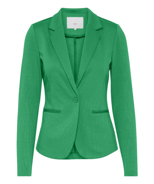 ICHI KATE Blazer Jolly Green