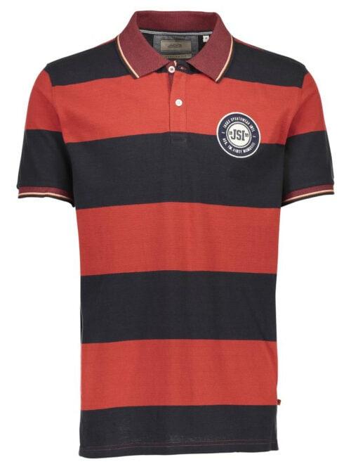 Jacks Polo 3-49306 Rød