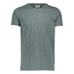 Lindbergh White T-shirt 30-48044 Pine Green Mix