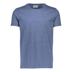Lindbergh White T-shirt 30-48044 Sky Blue Mix