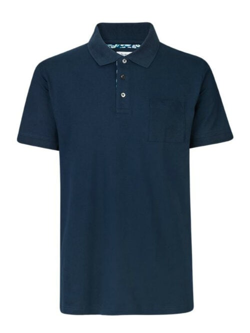 Seven Seas Polo PETE Navy