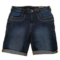 Fransa FRDOLIME 1 Shorts Metro Blue Denim