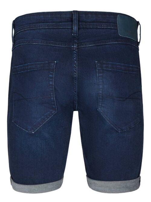 Sunwill Denim Shorts 694-7298 Navy
