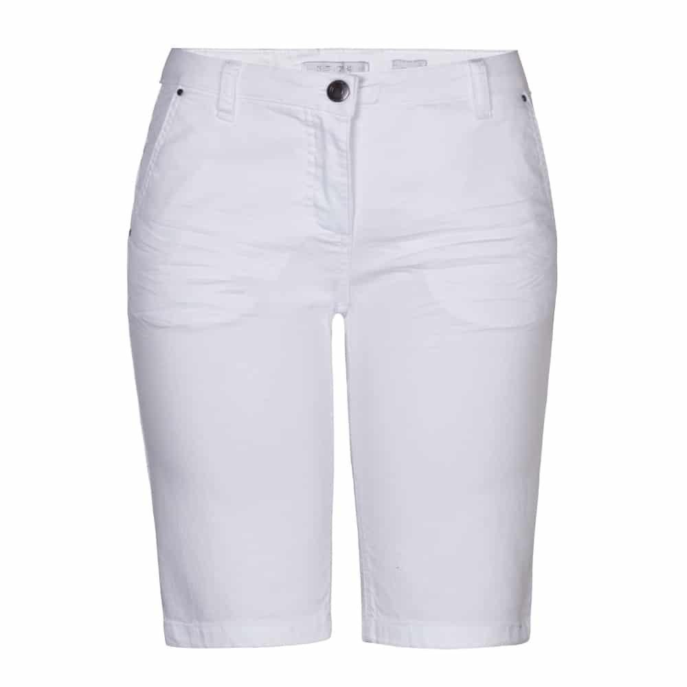 ZE-ZE Nordic Shorts SANNE 333 White