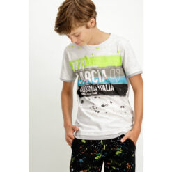 Garcia Boys T-shirt E93401 White