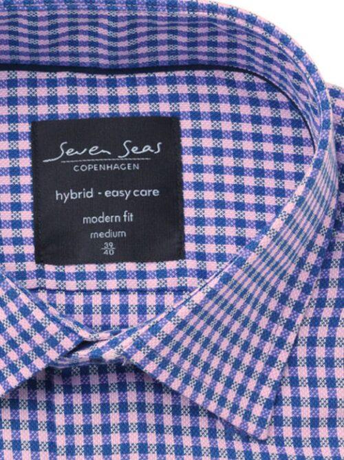 Seven Seas Skjorte S19305 BONITO Checked