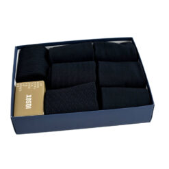 IQ Sox Bambusstrømper 7-pak Midnight Blue 3rd Edition