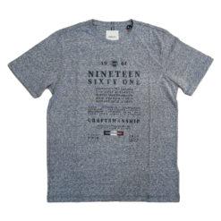 Bison T-shirt 80-40289 Blue