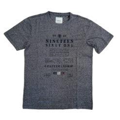 Bison T-shirt 80-40289 Navy