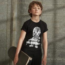 D-XEL Ternet Ninja T-shirt 1406022 Black