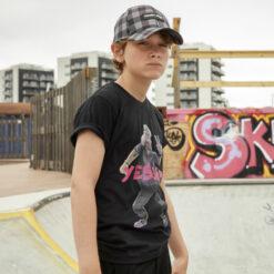 D-XEL Ternet Ninja T-shirt 1406024 Black