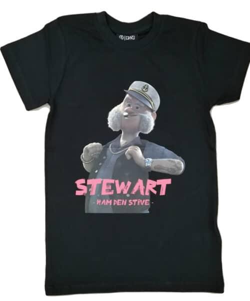 D-XEL Ternet Ninja T-shirt 1406026 Black