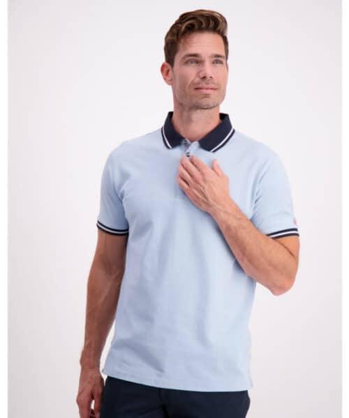 Jacks Polo 3-45227 LT BLUE