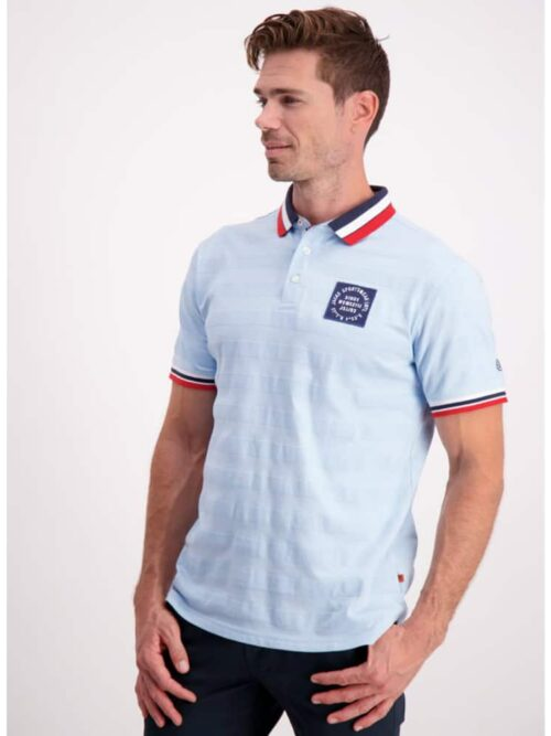 Jacks Polo 3-49310 Light Blue