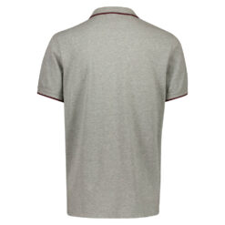 Bison Polo New Nautique Grey