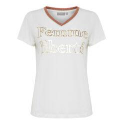 Fransa FRFIKAM 1 T-shirt Antique
