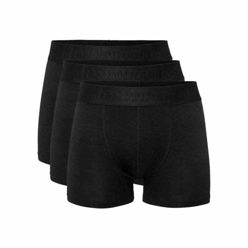 Resteröds-Gunnar-Bamboo-Tights-3-pack-Black