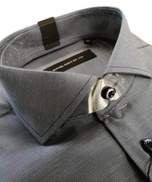 Bosweel Skjorte 7-700-7-28 Grey