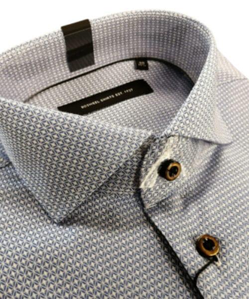 Bosweel Skjorte 2-709-7-21 Blue
