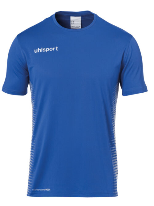 Uhlsport Score Kit SS Azurblue-White