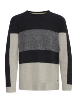 Casual Friday Pullover 20503039 Off White Melange