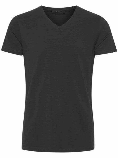 Casual Friday Lincoln v-neck T-shirt Black