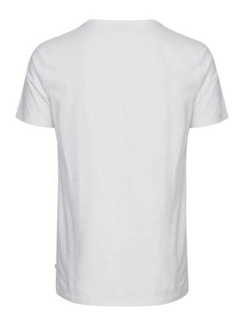 Casual Friday Lincoln v-neck T-shirt Bright White Ryg