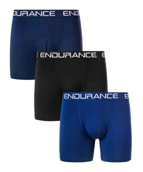 Endurance Køhler Bamboo Boxershorts 3-pack