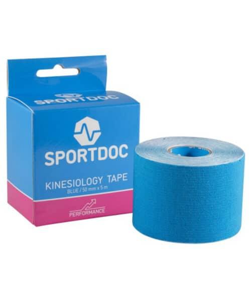 Sportdoc Kinesiologitape Blå 5 cm